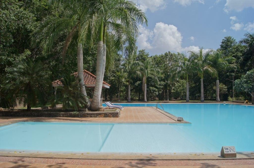 Anuradhapura, Palm Garden Village hotel | Rama Tours