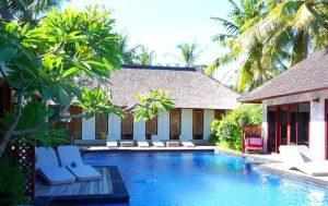 Gili Trawangan, Luce d'Alma resort | Rama Tours