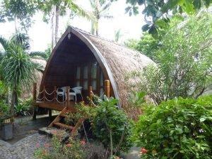 Gili Trawangan, Manta Dive resort | Rama Tours