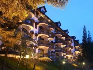 Cameron Highlands, Strawberry Park resort | Rama Tours