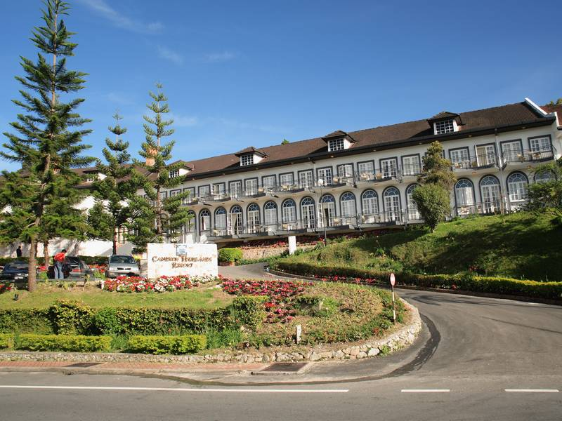 Cameron Highlands, Cameron Highlands resort | Rama Tours