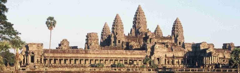 Cambodja in een notendop | Rama Tours