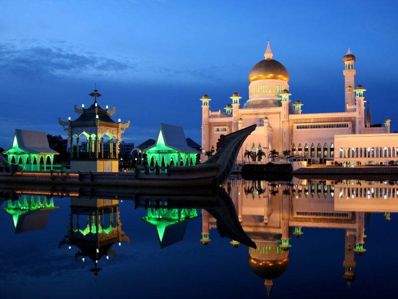 Brunei Hoogtepunten | Rama Tours