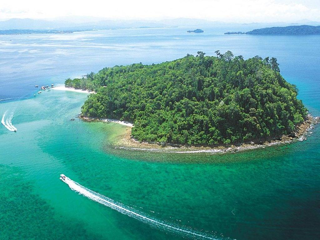 West-Maleisië natuurparken en bountyeiland | Rama Tours