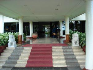Bengkulu, Grage Horison hotel | Rama Tours