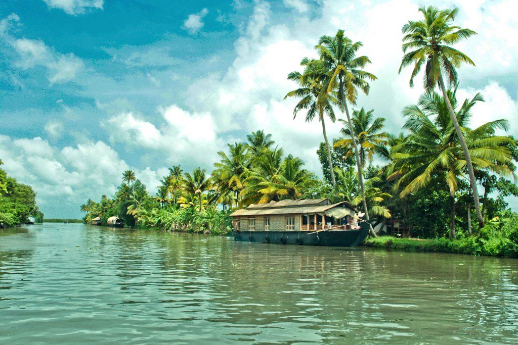 Waterrijk Zuid-India   Rama Tours