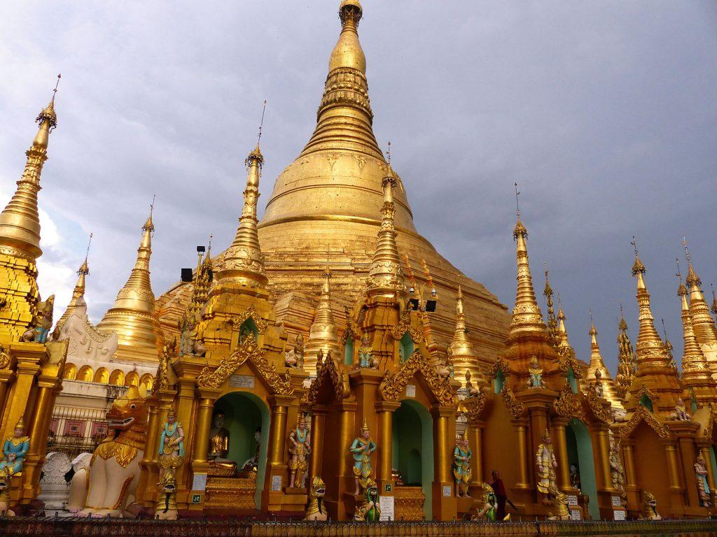 Myanmar Hoogtepunten | Rama Tours