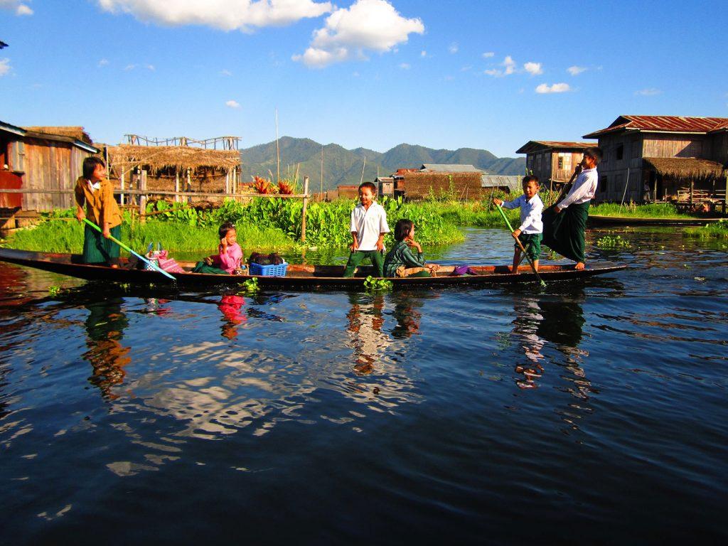 Myanmar Uitgebreid | Rama Tours