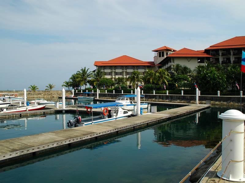 Kota Kinabalu, Sutera Harbour Resort | Rama Tours