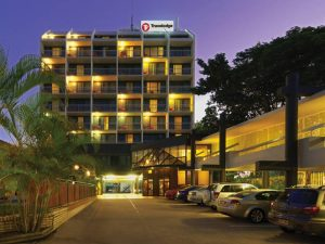 Rockhampton, Travelodge | Rama Tours