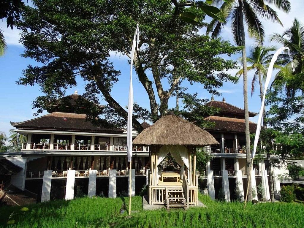 Ubud Kamandalu Resort Hotel In Bali Rama Tours