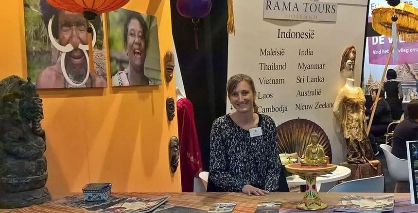 Rama Tours vakantiebeurs 2018