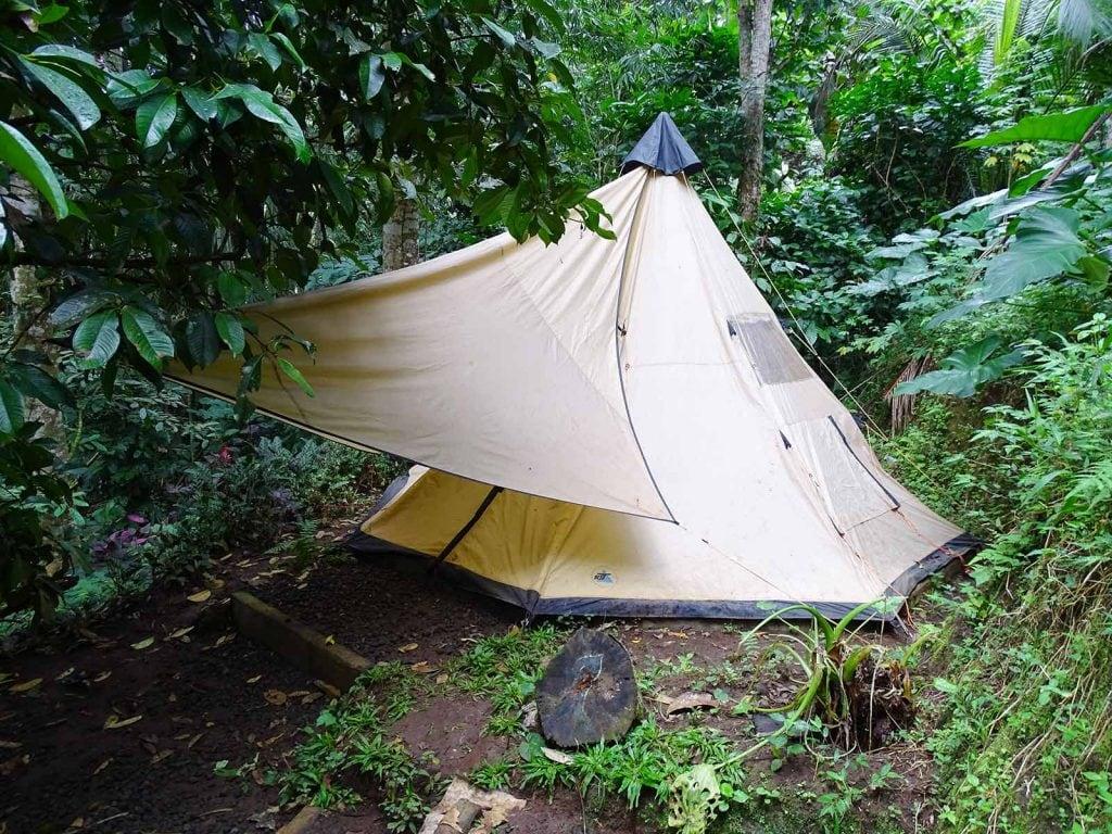 Jatiluwih, Bali Camping | Rama Tours