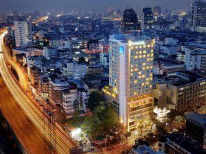 Bangkok, Novotel Fenix Silom   Rama Tours