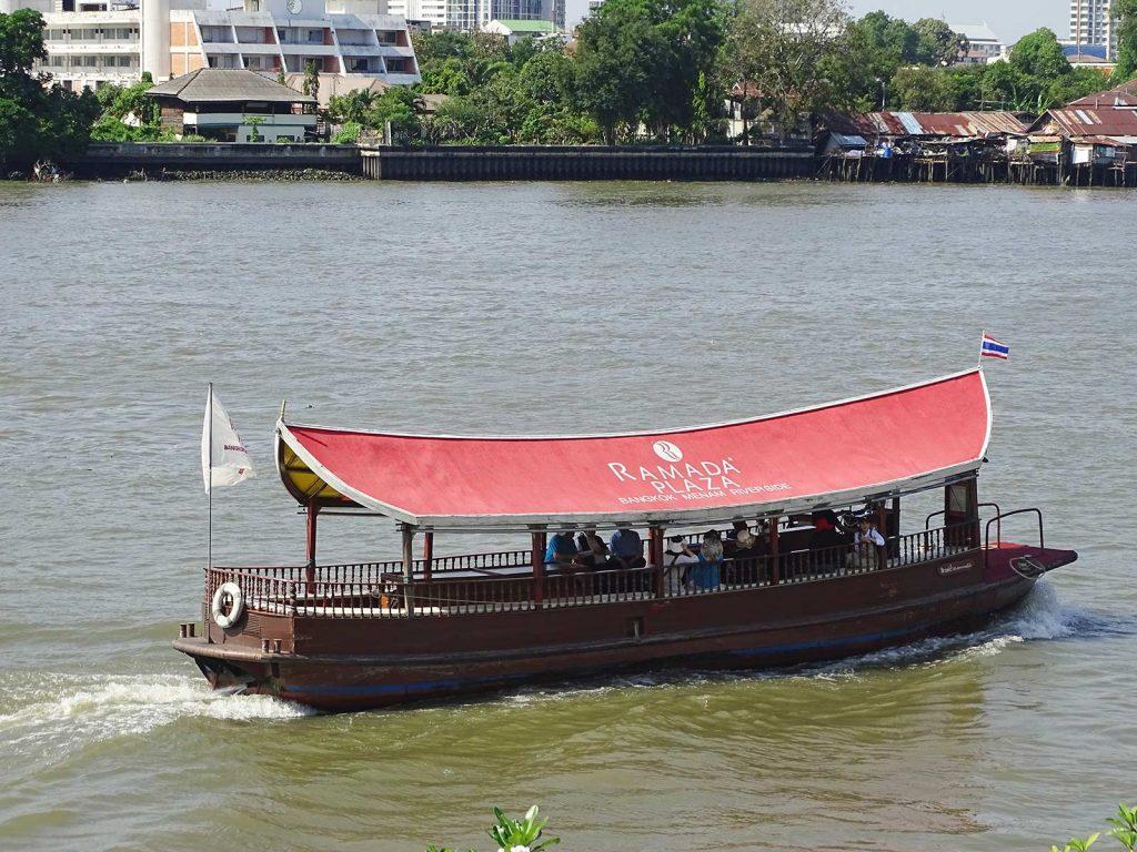 Bangkok, Ramada Plaza Bangkok Menam Riverside hotel | Rama Tours