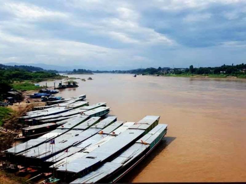 Houay Xai, Houayxai Riverside hotel | Rama Tours