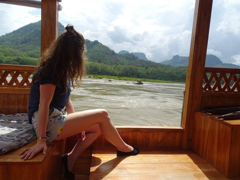 Reisverslag Shilla: Een relaxte riviercruise over de Mekong in Laos | Rama Tours Holland